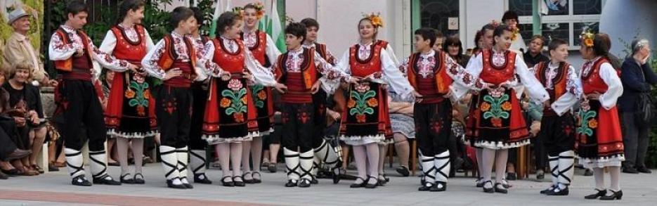 Фолклорен ансамбъл Чудесия - Стрелча 2013